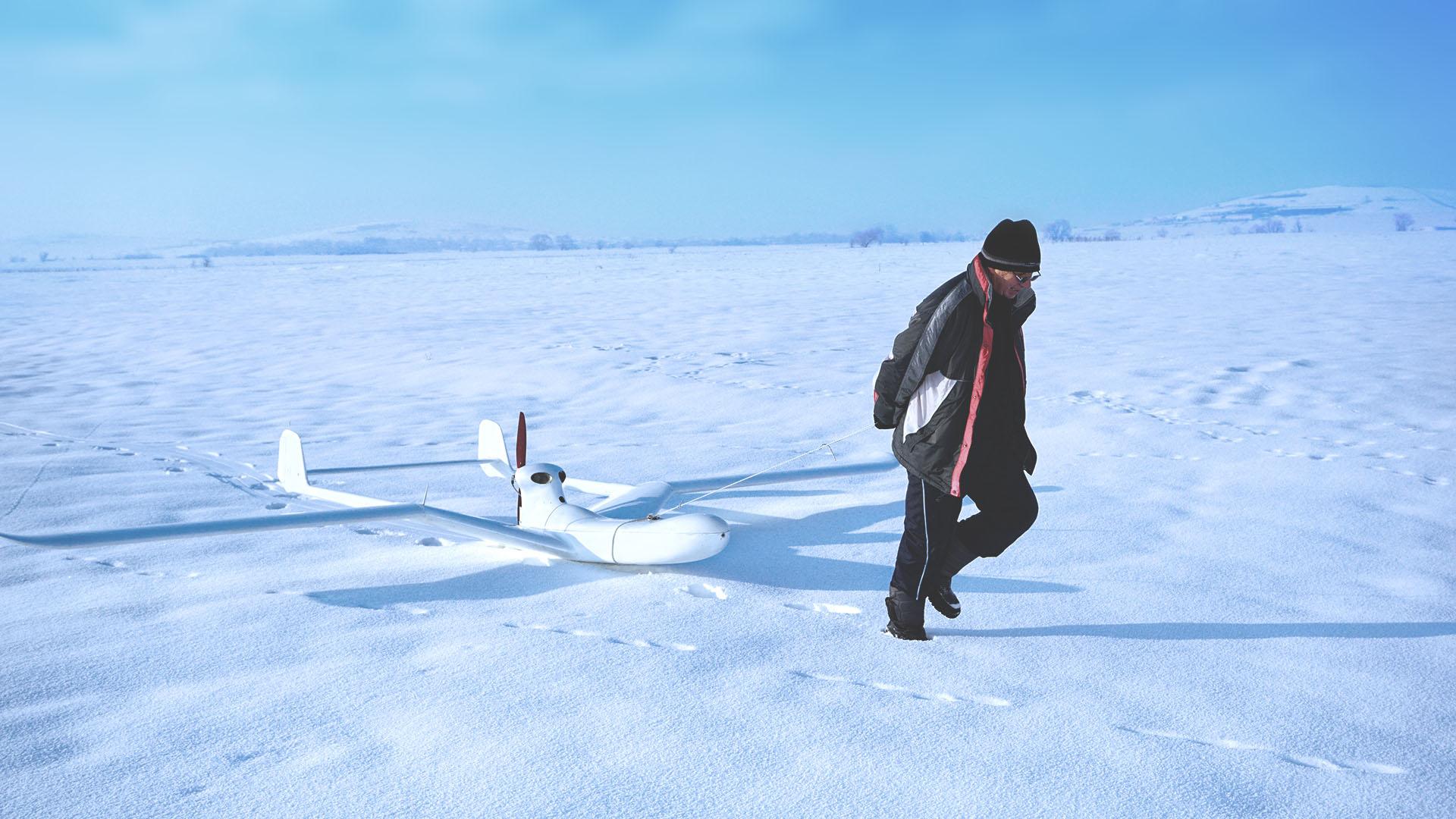 d7 snow takeoff